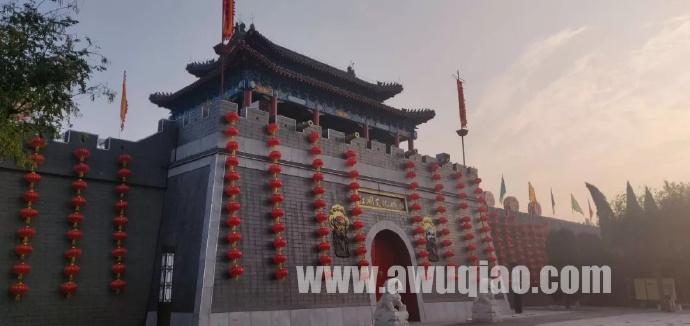喜报:吴桥杂技大世界又荣获一个国家级称号!