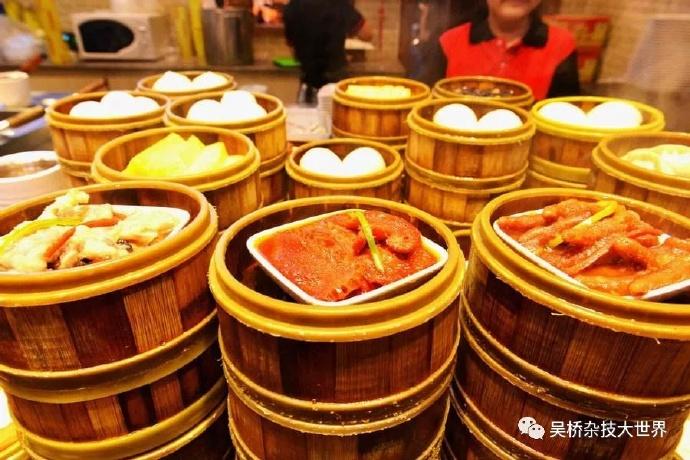 吴桥杂技大世界五一七天乐:老吴桥美食