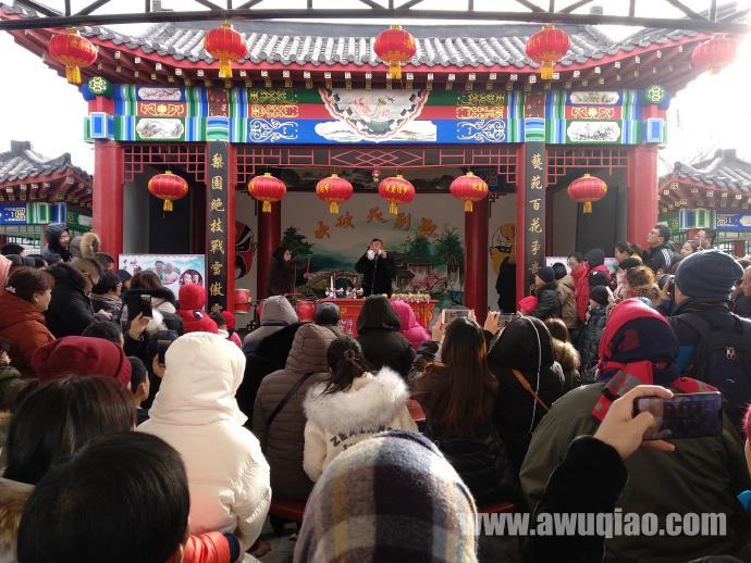 2019年吴桥杂技大世界新春庙会(三)