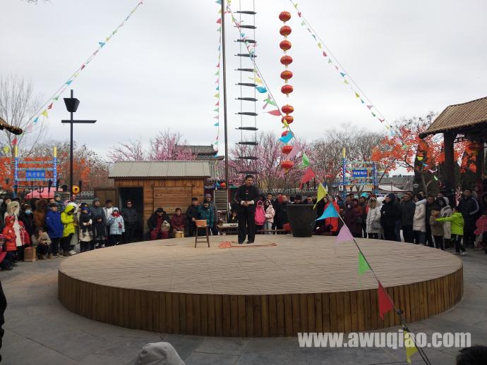 2019年吴桥杂技大世界新春庙会(五)