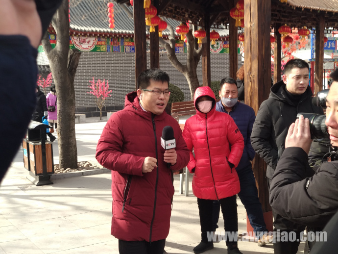 CCTV央视又来吴桥现场直播啦!