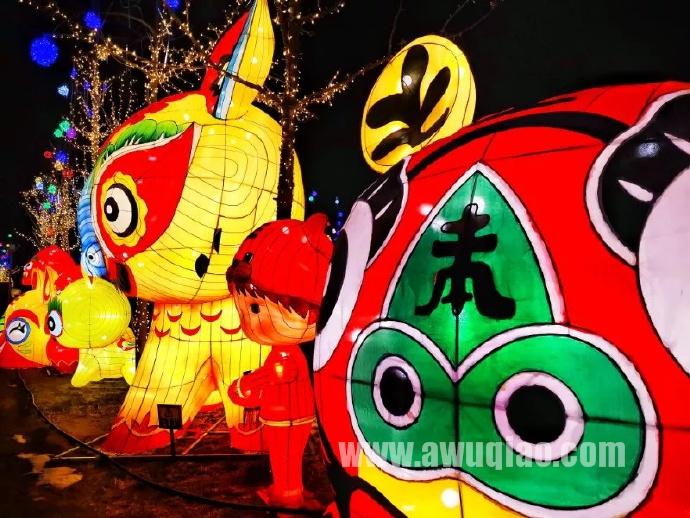 2019吴桥杂技国际灯会