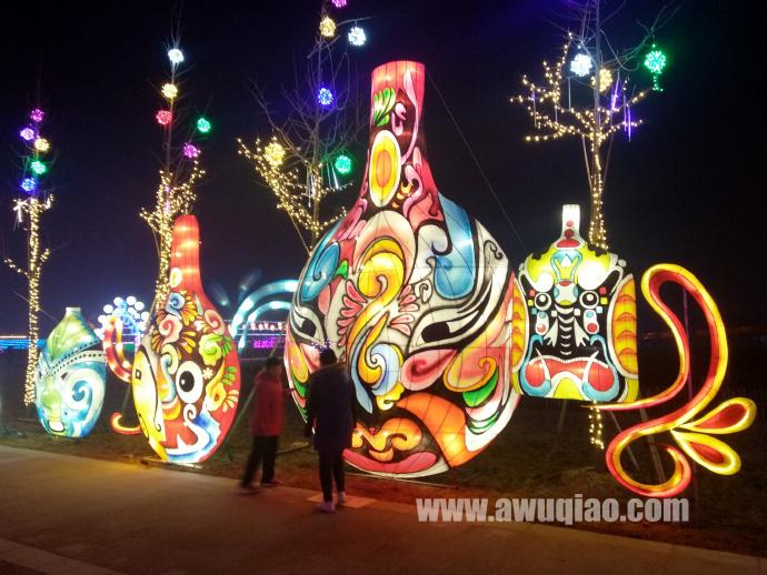 2019吴桥杂技国际灯会正月十五掠影(三)